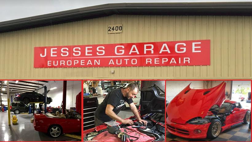 Jesses' Garage European Auto Repair